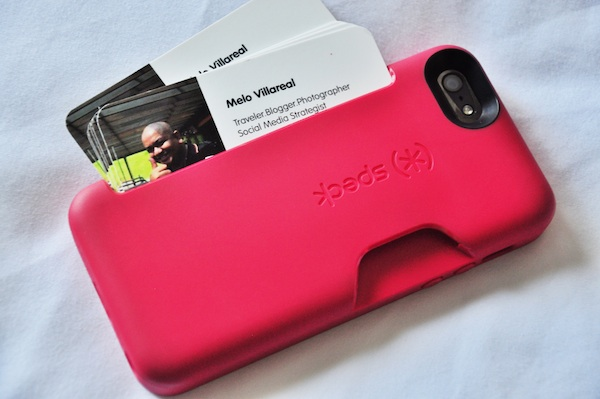 Speck Card Holder for iPhone 5