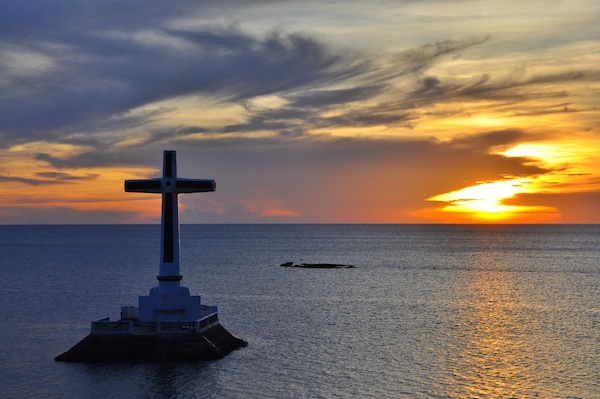 Sunset in Camiguin Island