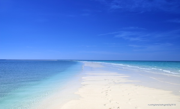 White Island in Camiguin by Stephen Currington