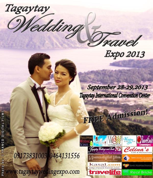 Tagaytay Wedding and Travel Expo 2013