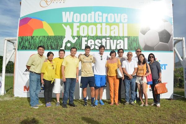 Woodgrove Football Festival 2013 in Pampanga
