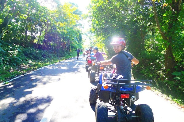 ATV Test Drive