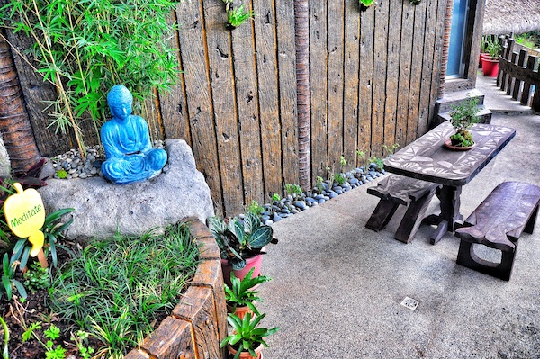 Pathway to the Budha Lounge