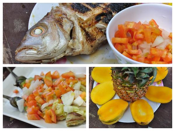 Picnic Lunch at Cadlao Lagoon