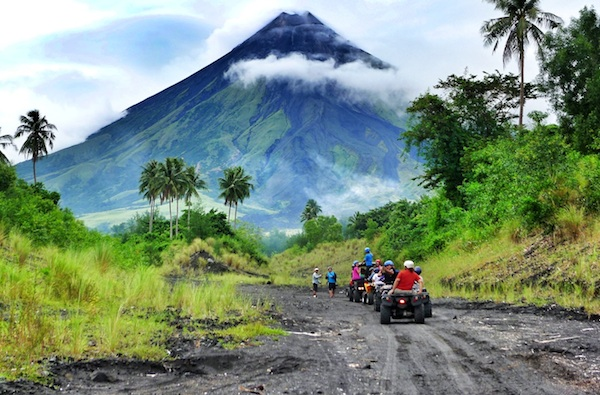 The Rocky Mayon Trail