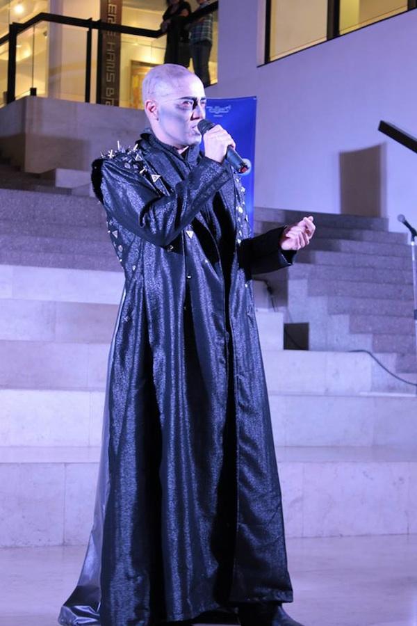 Joel Trinidad as Night