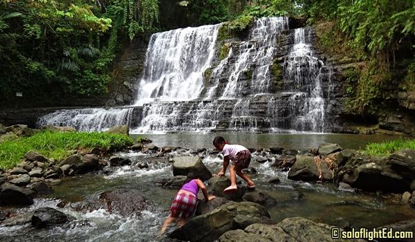 Zamboanga Merloket Falls