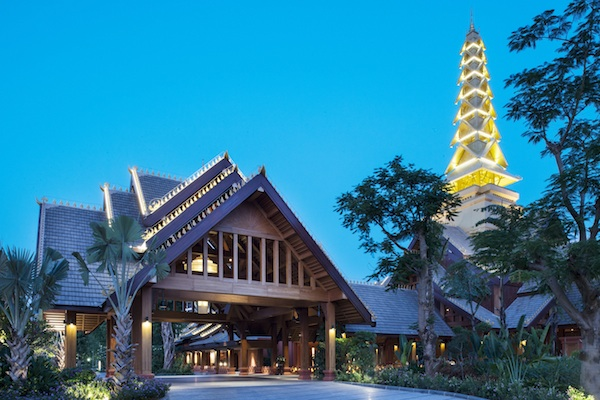 Crowne Plaza Resort Xishuangbanna