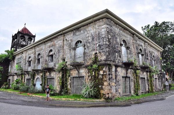 Patnongon Church