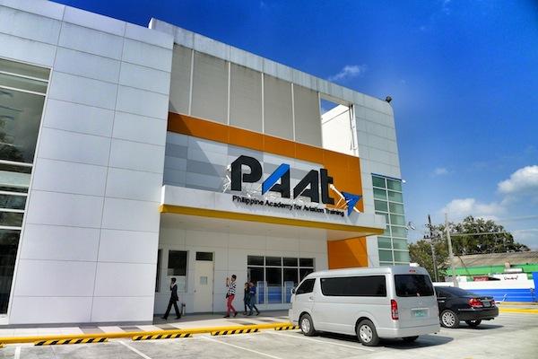 Philippine Academy for Aviation Training in Clark Pampanga