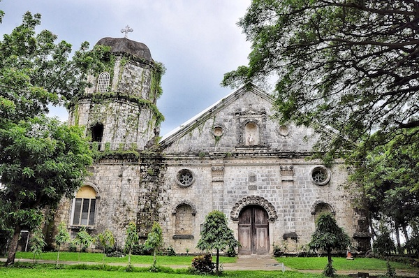 San Juan Nepomuceno Church of Anini-y