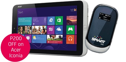 Smart Gadget Plus Plan 499 Acer Iconia