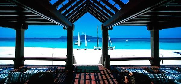 Amanpulo Resort Beach Front