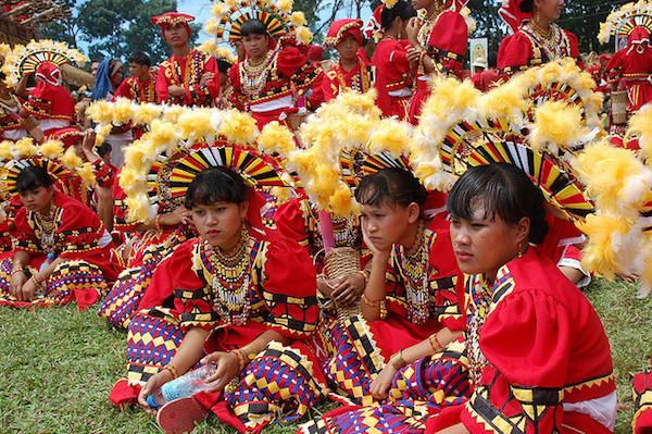 Kaamulan Festival Street Dancers