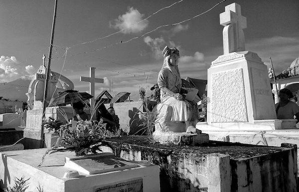 Teachers Grave