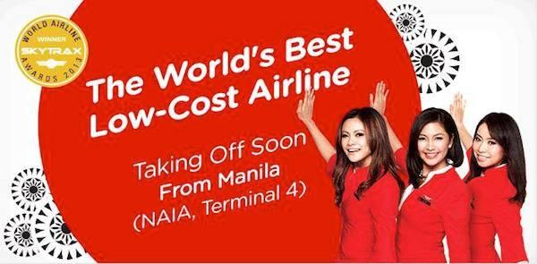 AirAsia Zest Manila Macau Flights