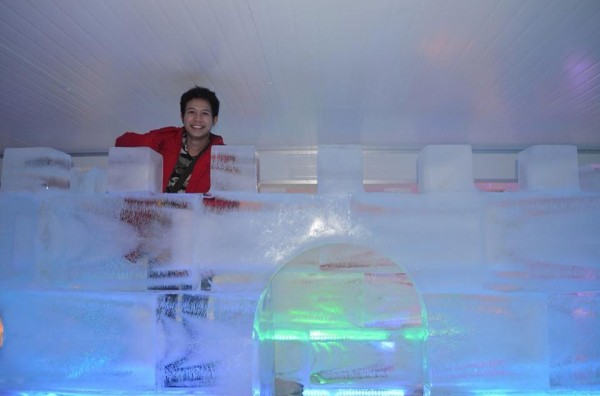 Dylan's Ice Casle adventure