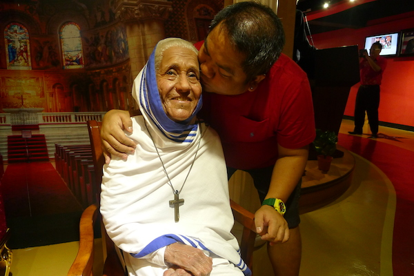I love you Mother Theresa
