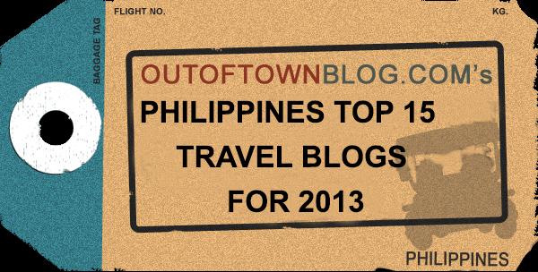 Philippines Top 15 Travel Blogs