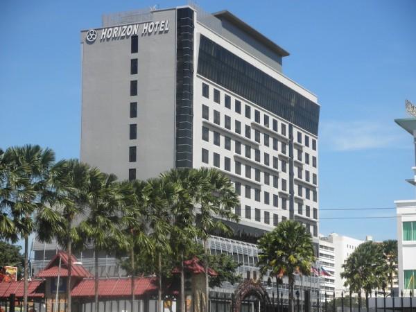 Horizon Hotel in Sabah