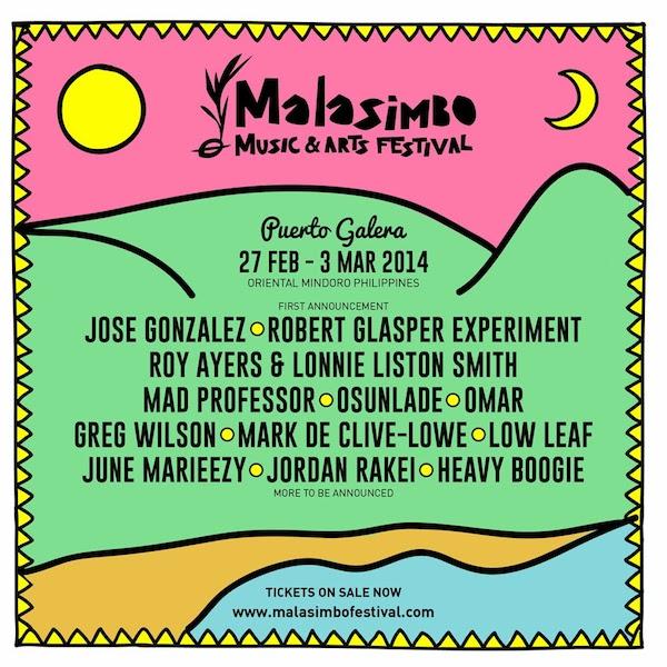 Malasimbo Festival 2014