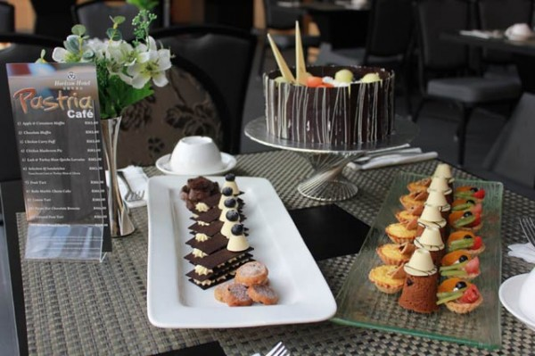 Pastria Cafe @ Horizon Hotel