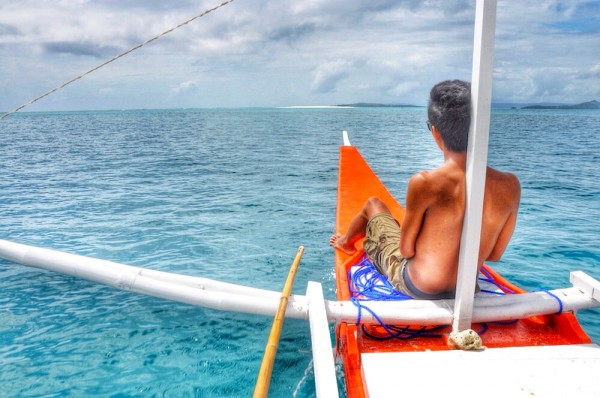 Approaching Naked Island