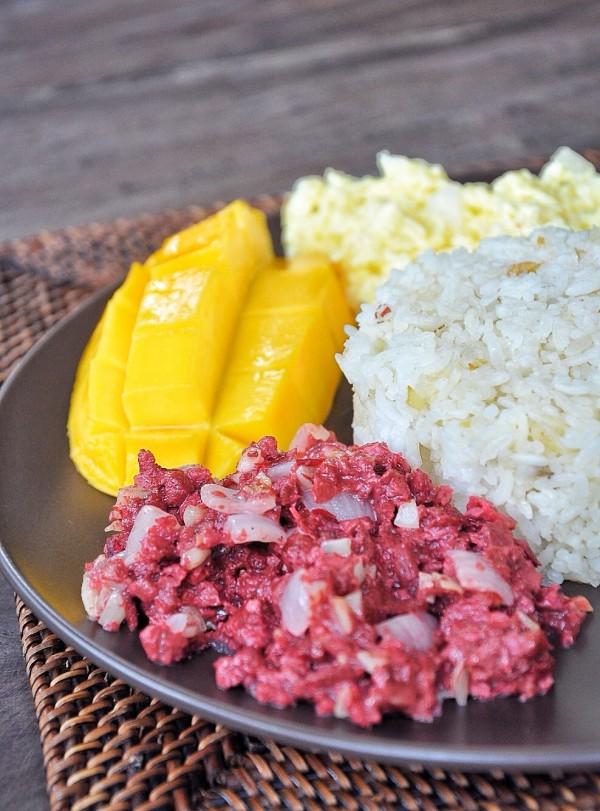 Corned Beef Breakfast