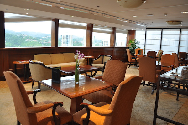 Exclusive Continental Lounge