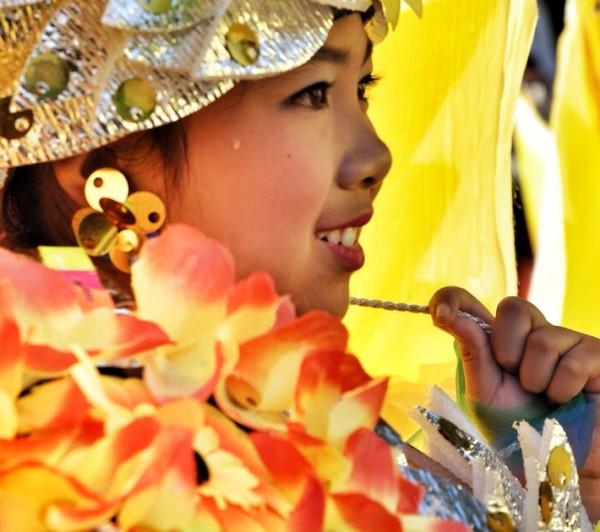 Panabenga Festival Street Dancer