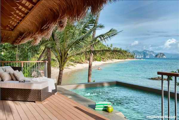Pangulasian Island Pool Villa