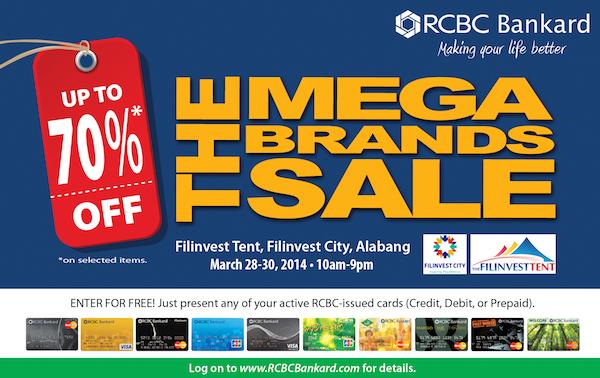The Mega Brands Sale Alabang