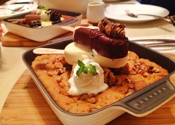 Cookie Dough Skillet