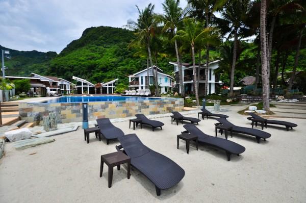 Infinity Resort Beach Front