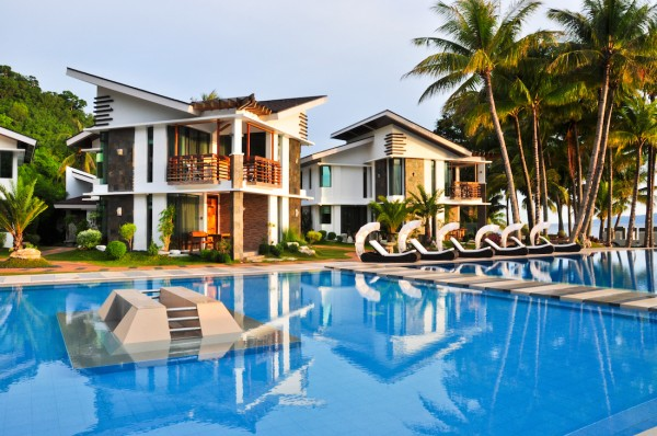 Infinity Resort Puerto Galera Beach Front Villa