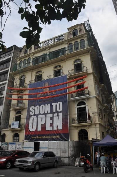 Luneta Hotel Opening Soon