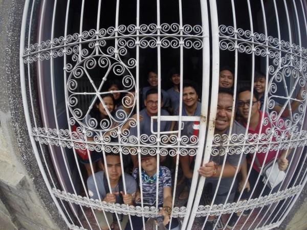 Philtoa FAM Trip participants