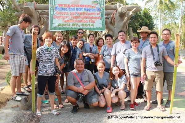 Philtoa Officiers, Travel Agents and Media