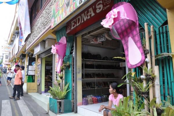 Tsinelas Stores in Liliw