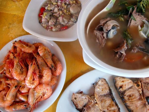 Boracay is a Seafood Island