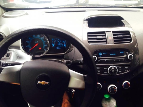 Chevrolet Spark Dashboard