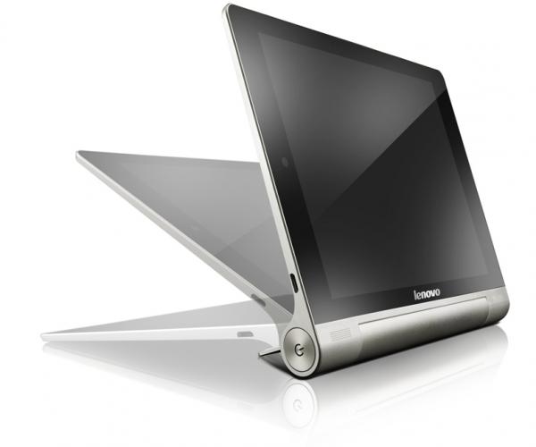 Lenovo Yoga Tablet Stand Mode Upright