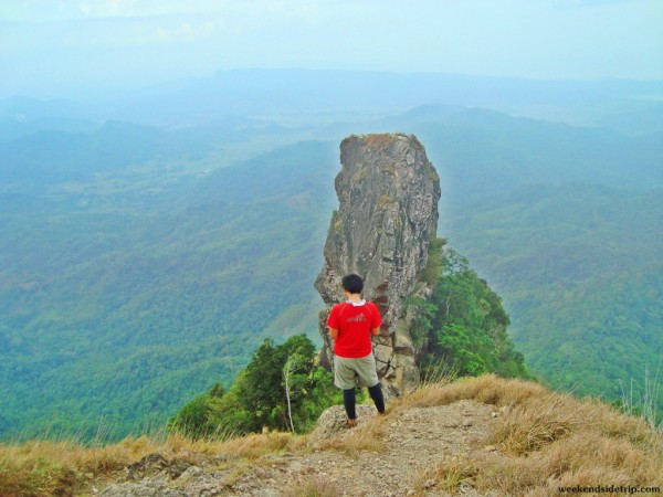 Conquering Pico de Loro Hike