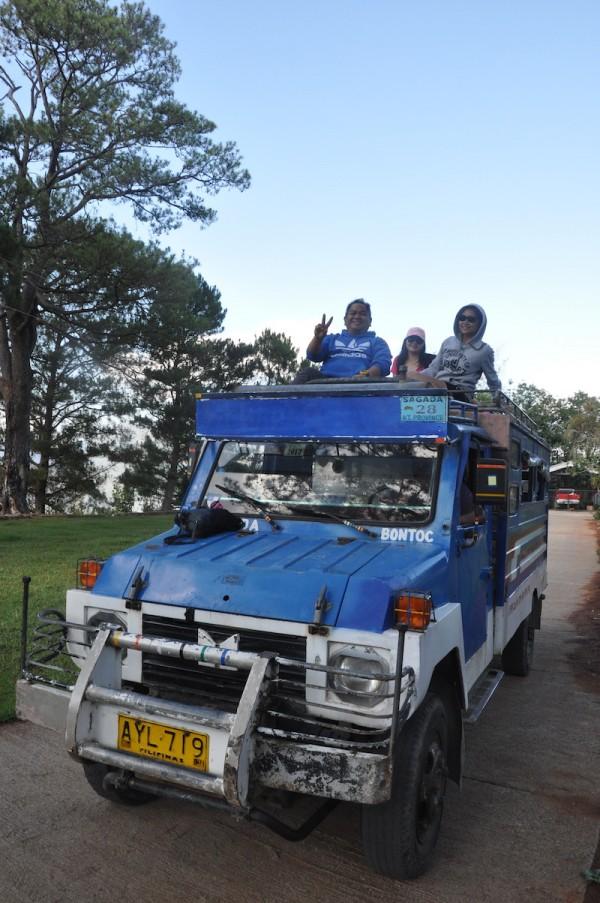 RoadTrip to Besao