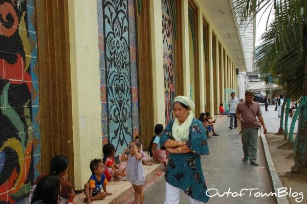 清真寺Quiapo馬尼拉