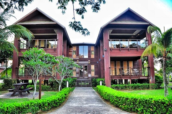 Our Villa in Ri-Yaz Heritage Marina Resort and Spa