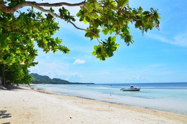 White Sand Beach in Anda Bohol