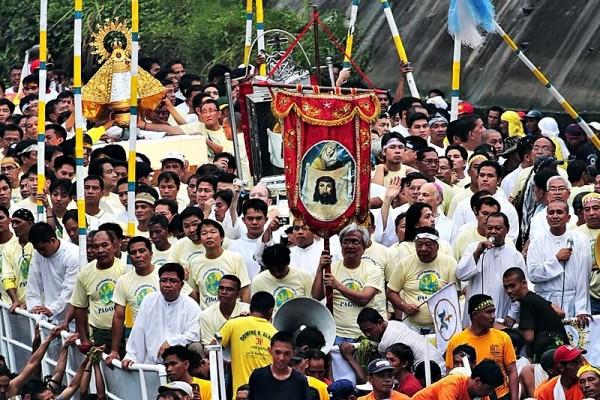 Peñafrancia Festival Fluvial Parade