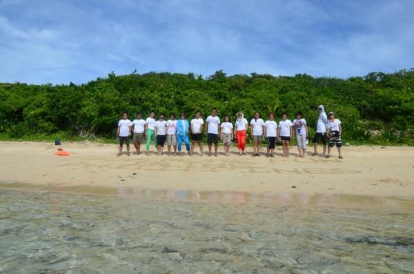 PHILTOA Members in Vuhus Island