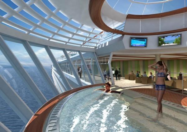 The Royal Caribbean Cruise
